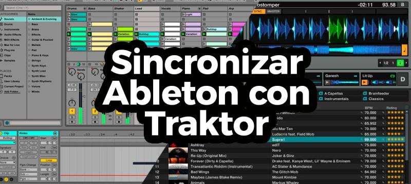como-sincronizar-Ableton-Live-con-Traktor-correctamente-