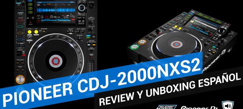Youtube Pioneer CDJ-2000NXS2