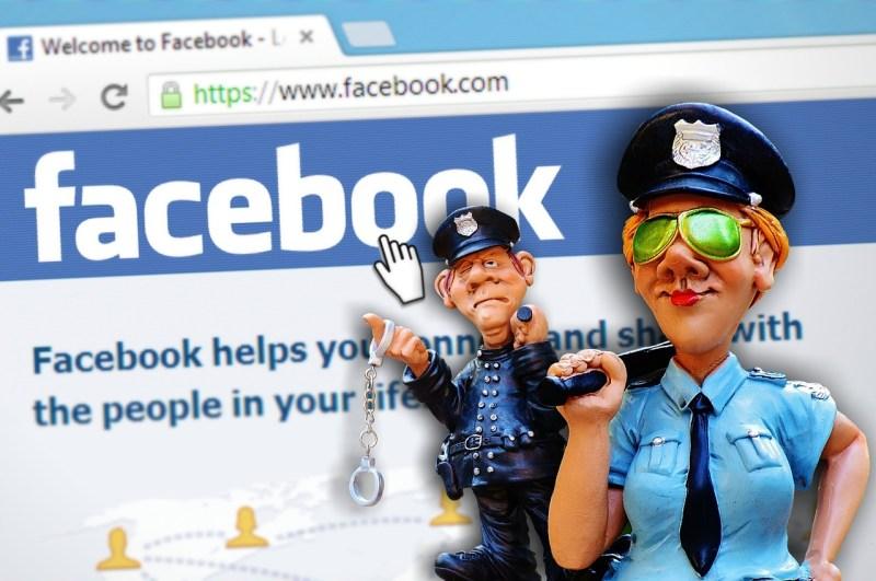 mal uso de la publicidad en Facebook