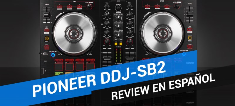 Youtube Review Pioneer DDJ-SB2