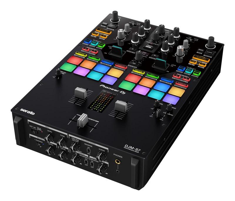 Review mixer Pioneer DJM-S7 en español