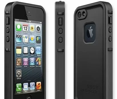 iPhone 5 LifeProof capa a prova de agua