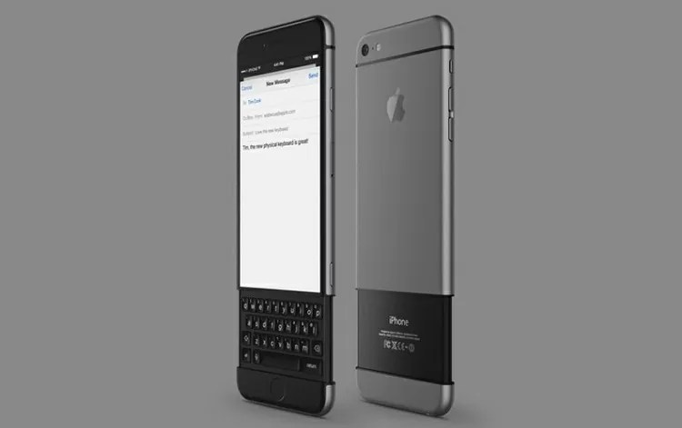 Apple iPhone 7 conceito