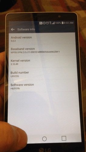 G4 LG android
