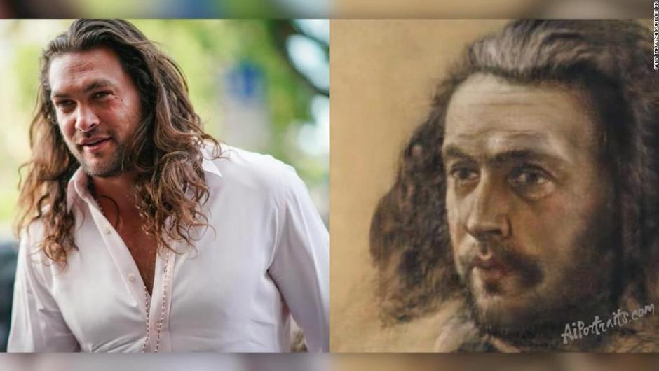 AI Portraits-aplicacion