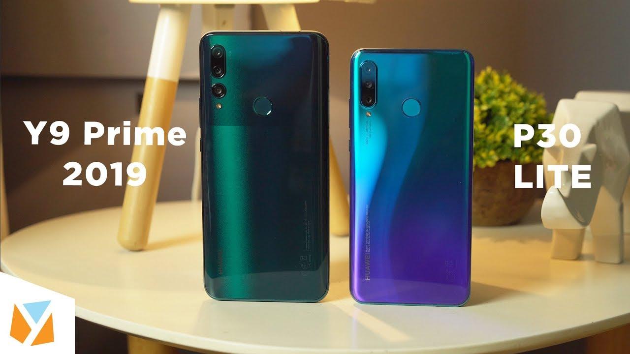 Huawei Y9 Prime-nuevo-cell