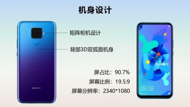 nuevo-Huawei nova 5i Pro