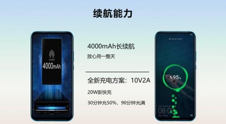 Huawei Nova 5i Pro: Especificaciones e imágenes completas