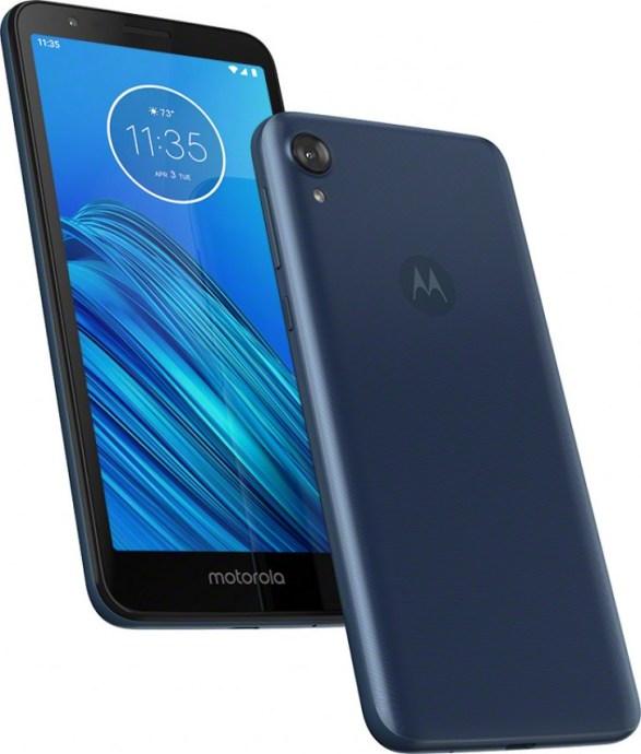 Motorola Moto E6-nuevo