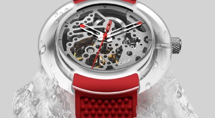 Xiaomi presenta el reloj mecánico CIGA Design de la serie T