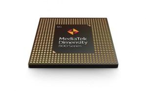 chipsets Dimensity 800