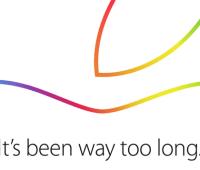 Apple presentará su nuevo iPad el 16 de octubre