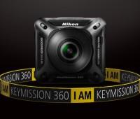 KeyMission 360 la primera cámara de acción de Nikon