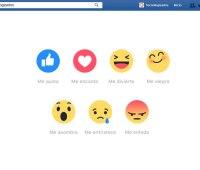 Cómo activar las nuevas reacciones de Facebook