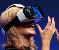Casco para la realidad virtual de Samsung que no necesita un Smartphone