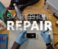 Dish comprometido al negocio de reparación de iPhone