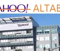 Yahoo cambia de nombre a Altaba y su CEO renuncia