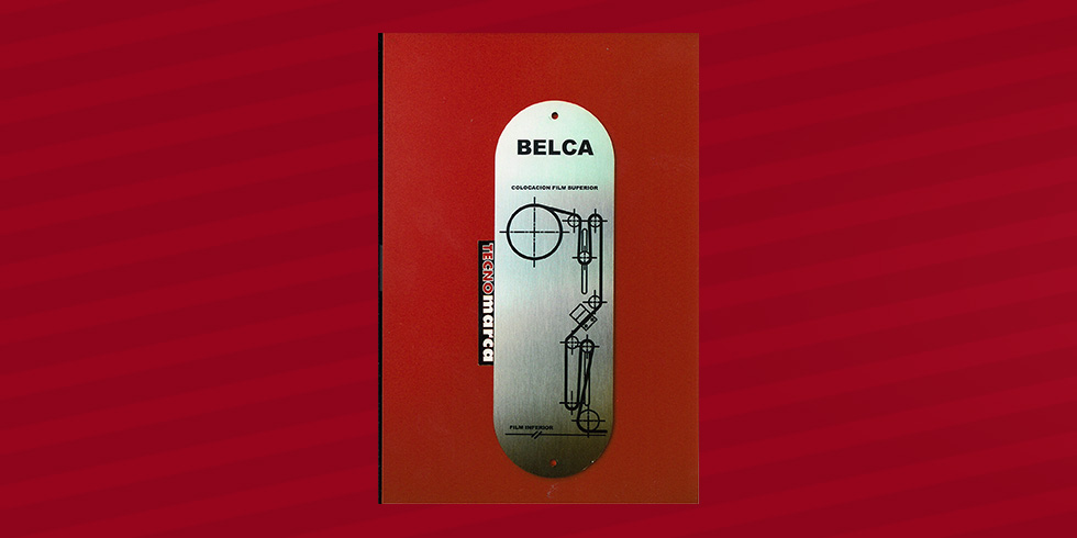grabado láser acero Belca