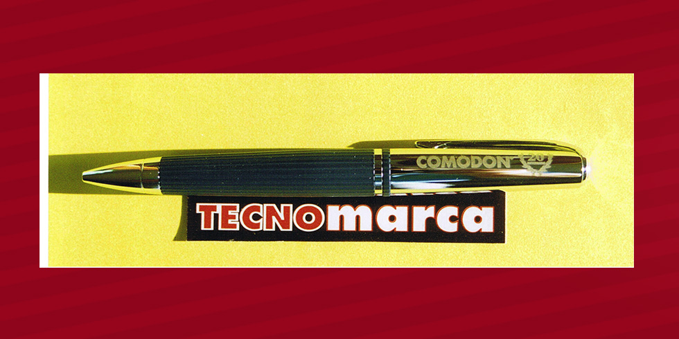 grabado láser bolígrafo Comodon