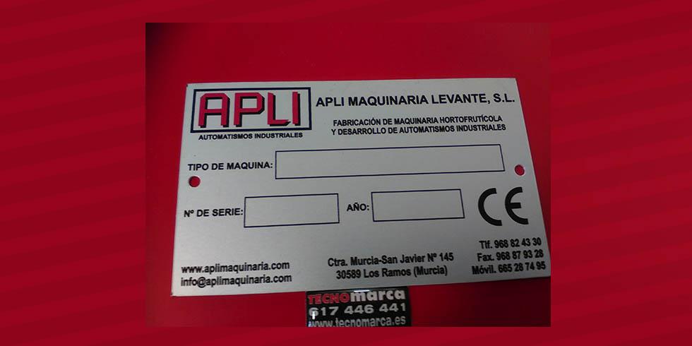 Placa CE_Apli