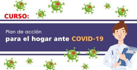 Plan de acción para el hogar ante COVID-19