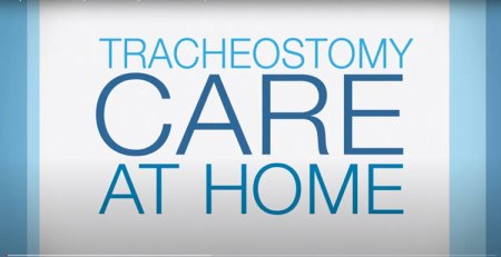 Video Shiley - Cuidados en casa para adultos viviendo con una traqueostomía