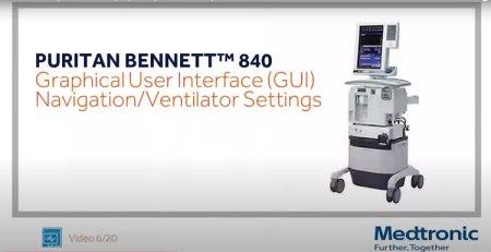 VIDEO 5 Interfaz gráfica de usuario (GUI) Navegación Datos del paciente