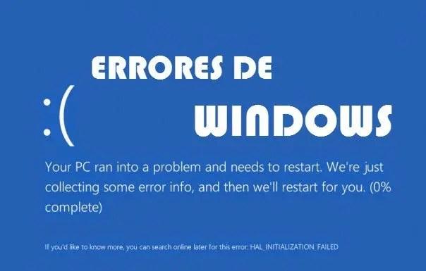 errores-windows-10