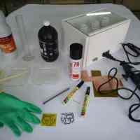 Técnicas de fabricación de circuitos impresos
