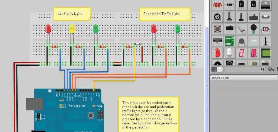 Fritzing, software de diseño electrónico con mucho arte- Arduino, Electrónica