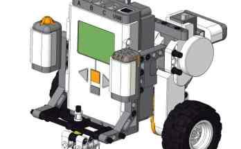Recursos para construir robots con Lego Midstorms- NXT