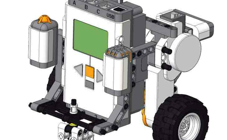 Recursos para construir robots con Lego Midstorms- Proyectos, Robótica