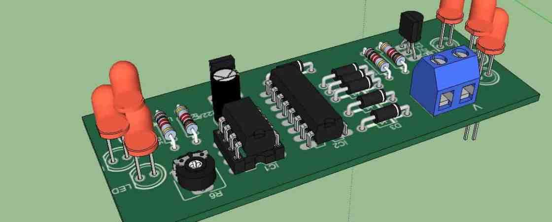Crea en cinco pasos modelos 3D con Sketchup de tus PCB Eagle- Electrónica, Tutoriales