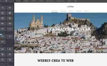 Crea tu página web. Tutorial de Weebly en 5 pasos- Recursos TIC