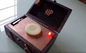 Harry Potter music box con Arduino- Proyectos