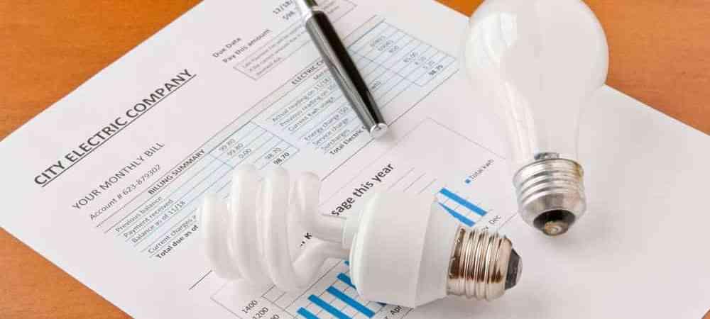 ahorrar en la factura eléctrica