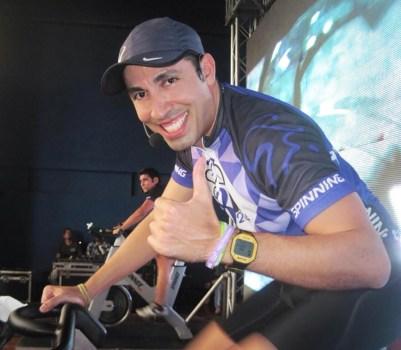 Fernando Acevedo Instructor Spinning