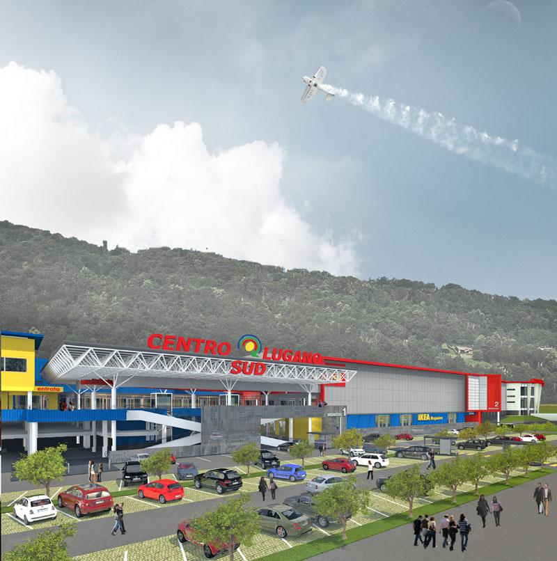 Ikea Centro Lugano Sud En Tecnostudio