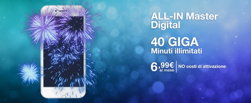 ALL-IN Master digital di Tre