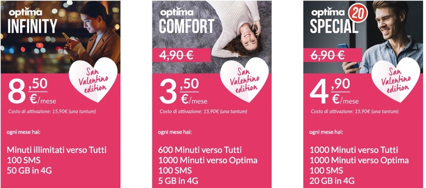 Optima Italia San Valentino