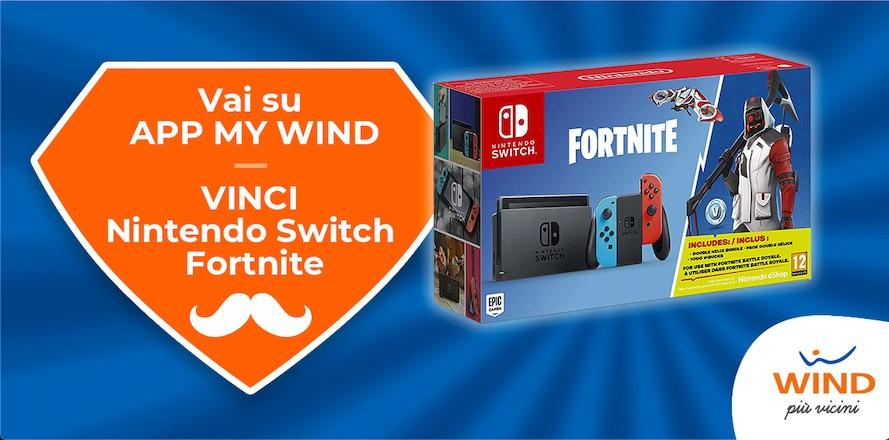 Wind Fibra Fortnite regalo