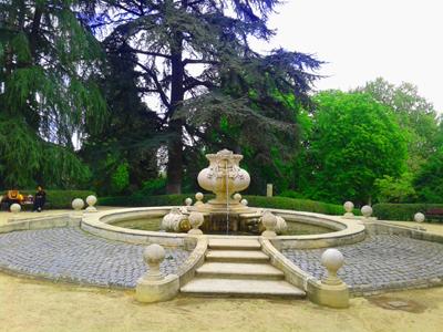 curso diseño parques jardines