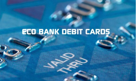 Eco Bank Debit Cards