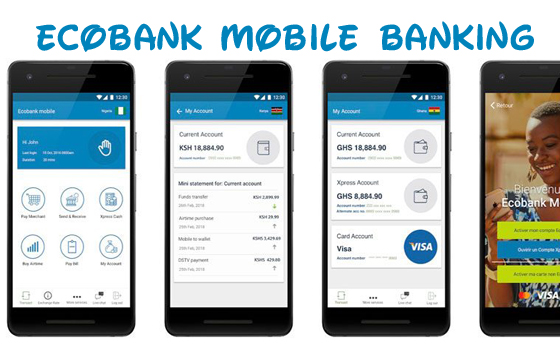 Ecobank Mobile Banking – Mobile Banking Via USSD | Ecobank Mobile App