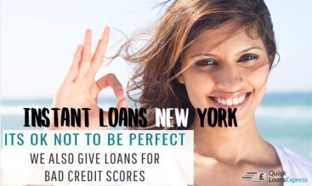 Instant Loans New York
