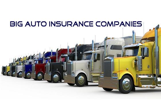 Big Auto Insurance companies – Top Insurance Companies | Insurance