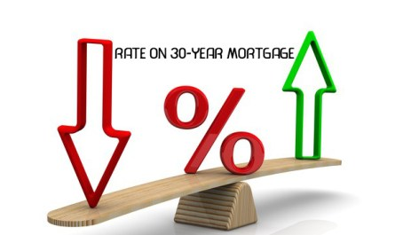 Rate on 30-Year Mortgage