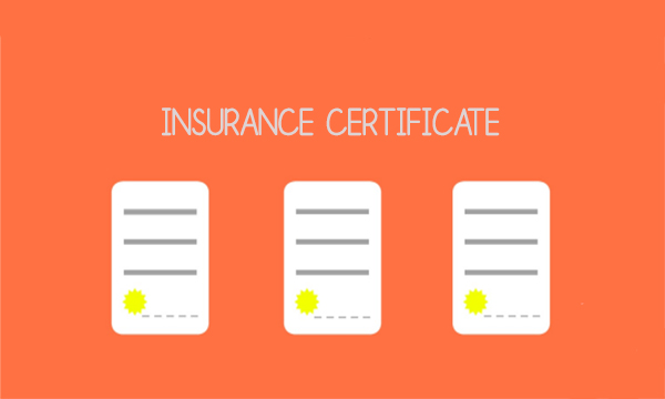 Insurance Certificate – How to Obtain an Insurance Certificate | Benefits