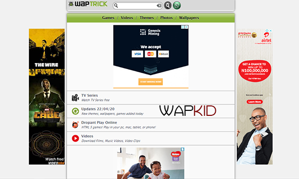 Wapkid – Wapkid Free Downloads | Download Free Games | Funny Videos | Themes | Photos