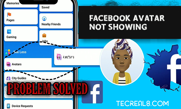 Facebook Avatar Not Showing – Why is Facebook Avatar Not Showing | Facebook Avatar